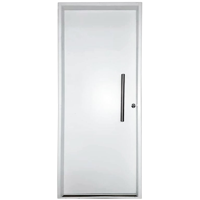 DM Aluminio - Puerta Línea 110 Económica