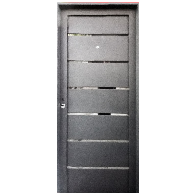 DM Aluminio - Puerta Línea 113 Pesada